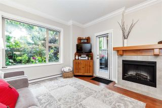 """Photo 2: 107 808 SANGSTER Place in New Westminster: The Heights NW Condo for sale in """"THE BROCKTON"""" : MLS®# R2503348"""