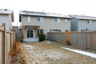 Photo 37: 13948 137 St in Edmonton: House Half Duplex for sale : MLS®# E4235358