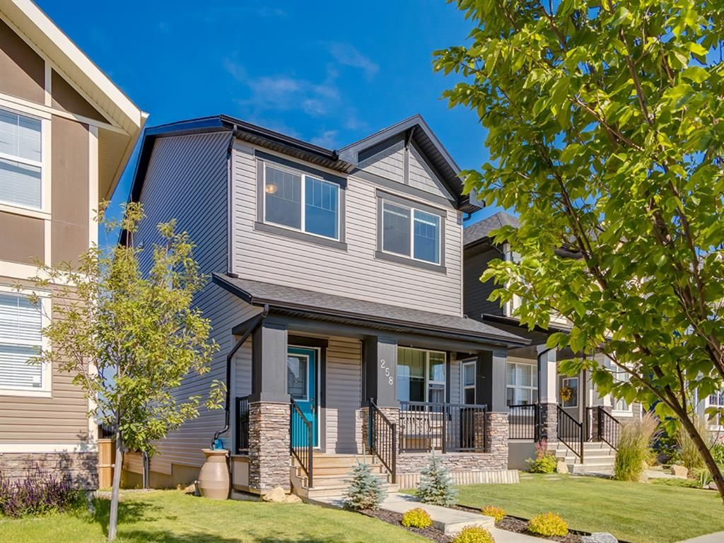 Main Photo: 258 NOLAN HILL Drive NW in Calgary: Nolan Hill Detached for sale : MLS®# A1018537
