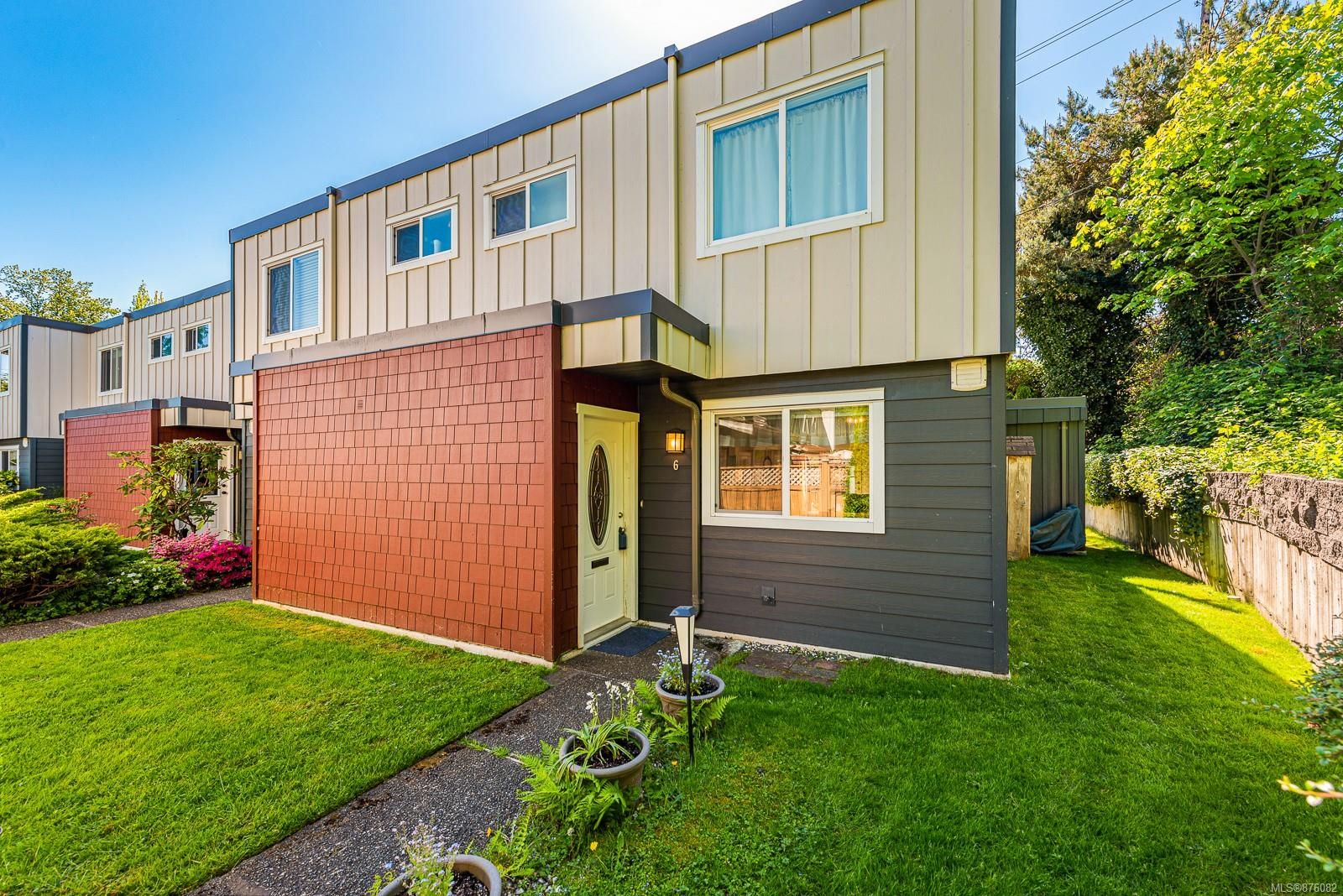Main Photo: 6 255 Anderton Ave in : CV Courtenay City Row/Townhouse for sale (Comox Valley)  : MLS®# 876082