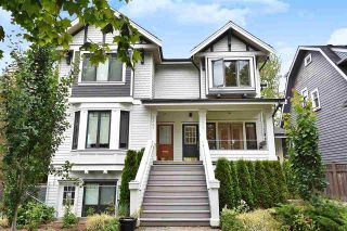 Photo 1: 2335 W 10TH AVENUE in Vancouver: Kitsilano Townhouse for sale (Vancouver West)  : MLS®# R2428714