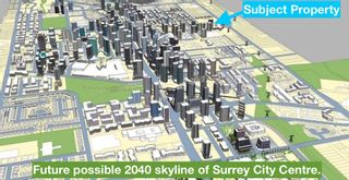 Photo 2: 13927 104 Avenue in Surrey: Whalley Land Commercial for sale (North Surrey)