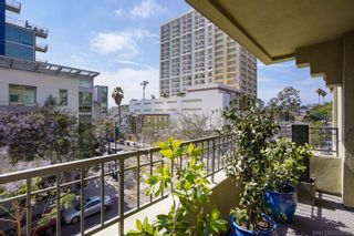 Photo 15: DOWNTOWN Condo for sale : 2 bedrooms : 1501 Front St #309 in San Diego