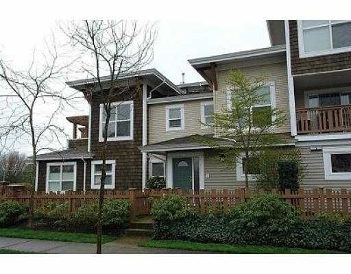 "Main Photo: 33 7111 LYNNWOOD Drive in Richmond: Granville Townhouse for sale in ""LARUELWOOD"" : MLS®# V778963"