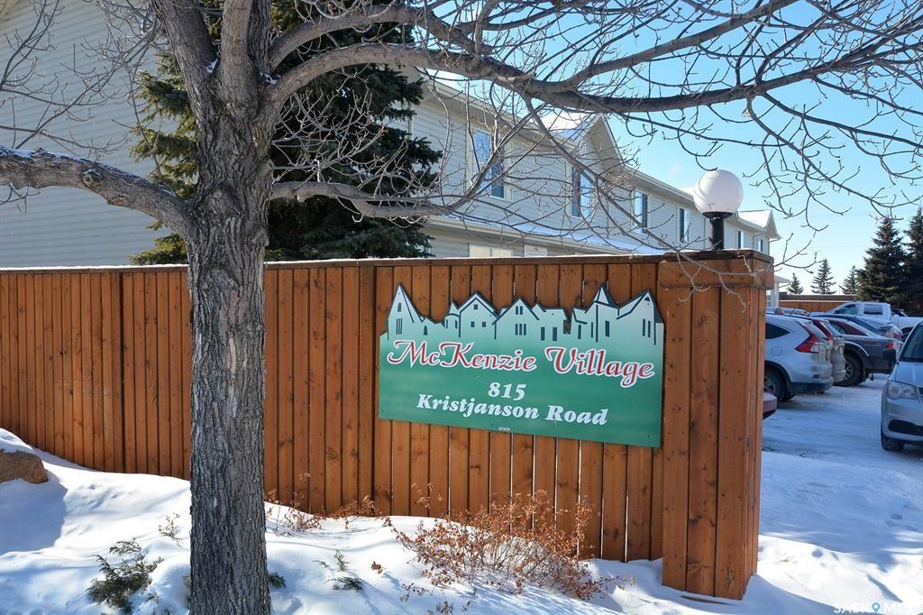 Main Photo: 149 815 Kristjanson Road in Saskatoon: Silverspring Residential for sale : MLS®# SK841683