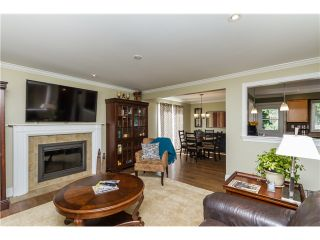 Photo 4: 1985 PETERSON Avenue in Coquitlam: Cape Horn House for sale : MLS®# V1067810