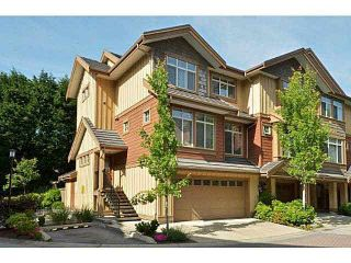 "Photo 1: 23 15151 34TH Avenue in Surrey: Morgan Creek Townhouse for sale in ""Sereno"" (South Surrey White Rock)  : MLS®# F1447219"