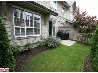 """Photo 6: 239 2501 161A Street in Surrey: Grandview Surrey Townhouse for sale in """"HIGHLAND PARK"""" (South Surrey White Rock)  : MLS®# F1025266"""