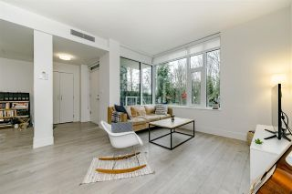 """Photo 4: 103 680 SEYLYNN Crescent in North Vancouver: Lynnmour Townhouse for sale in """"Compass at Seylynn Village"""" : MLS®# R2449318"""