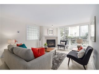 "Photo 5: 101 789 W 16TH Avenue in Vancouver: Fairview VW Condo for sale in ""Sixteen Willows"" (Vancouver West)  : MLS®# V1087603"