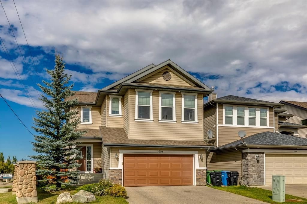 Main Photo: 1604 Chaparral Ravine Way SE in Calgary: Chaparral Detached for sale : MLS®# A1147528