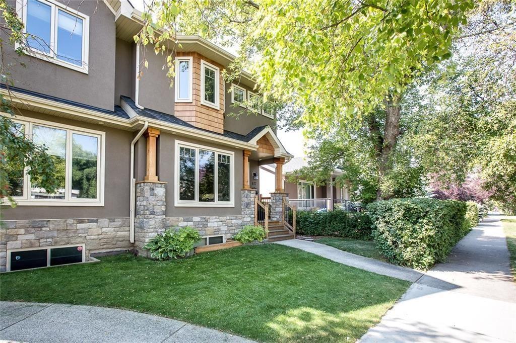 Main Photo: 617 11 Avenue NE in Calgary: Renfrew Semi Detached for sale : MLS®# C4241438