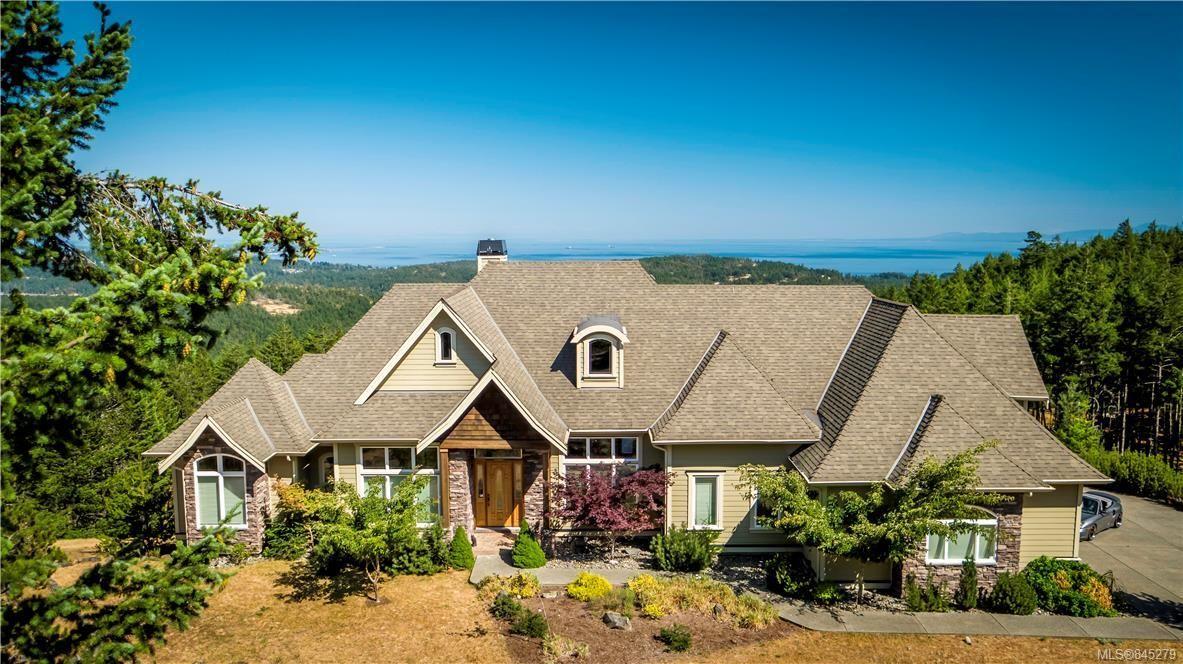 Main Photo: 1560 Neild Rd in Metchosin: Me Neild House for sale : MLS®# 845279
