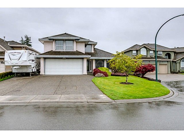 Main Photo: 12486 204TH ST in Maple Ridge: Northwest Maple Ridge House for sale : MLS®# V1117231