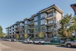 Photo 1: 109 2436 KELLY Avenue in Port Coquitlam: Central Pt Coquitlam Condo for sale : MLS®# R2400383