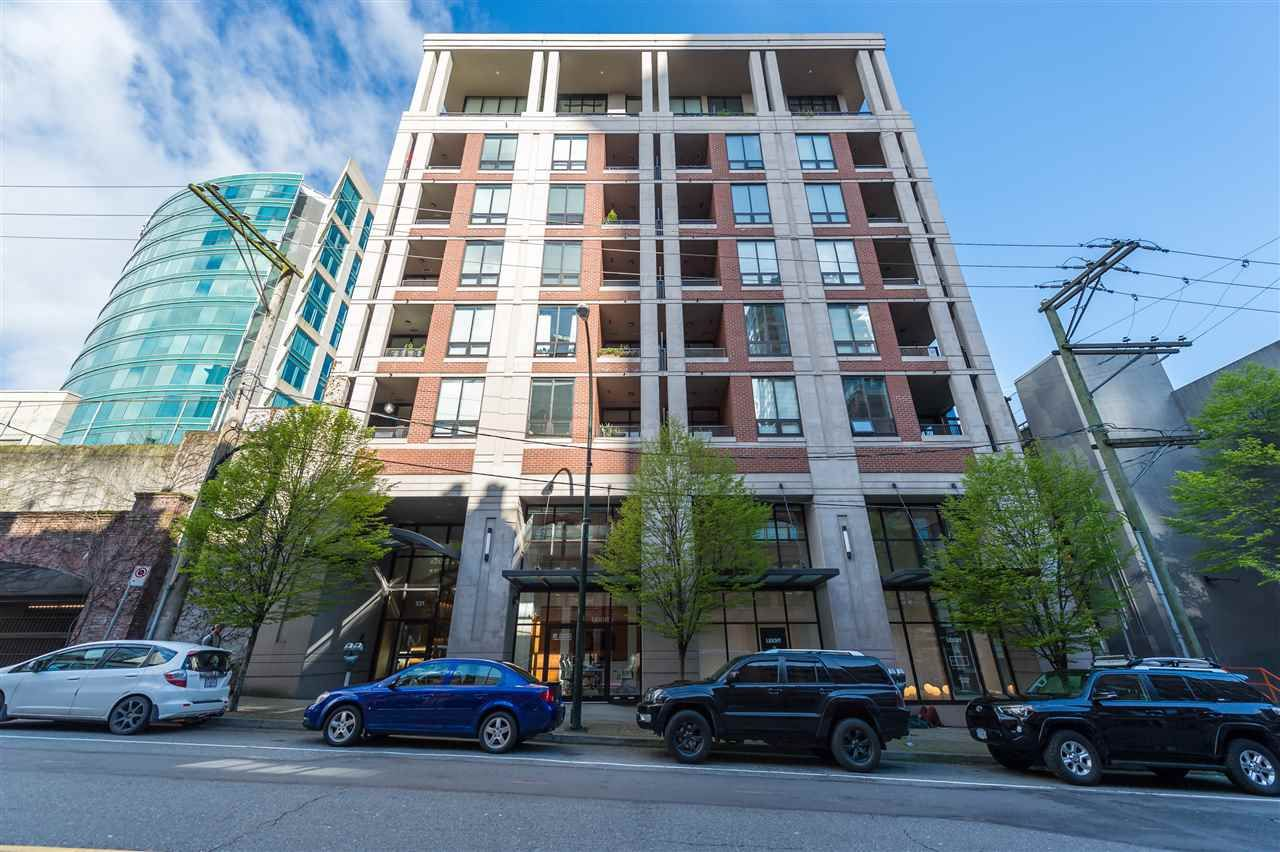 Main Photo: 203 531 BEATTY STREET in : Downtown VW Condo for sale (Vancouver West)  : MLS®# R2055706