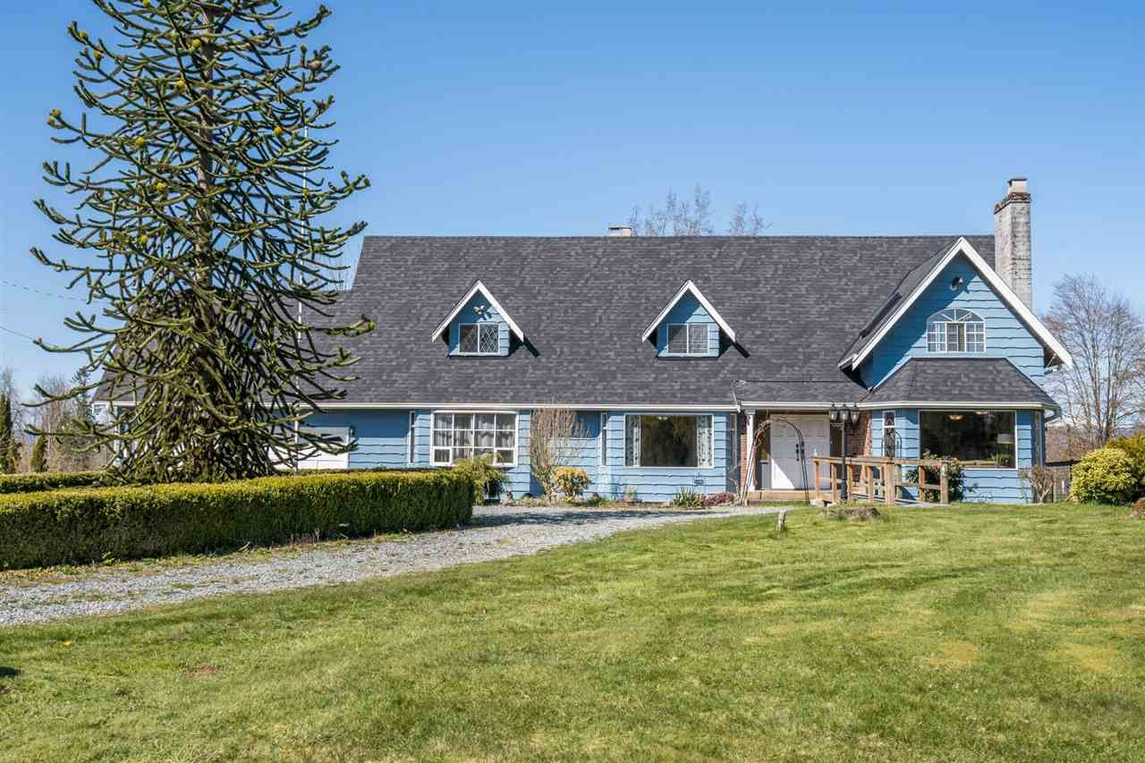 Main Photo: 26971 64 AVENUE in Langley: County Line Glen Valley House for sale : MLS®# R2566456