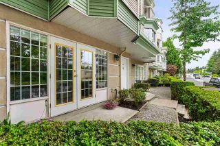 """Photo 2: 106 15258 105 Avenue in Surrey: Guildford Townhouse for sale in """"GEORGIAN GARDENS"""" (North Surrey)  : MLS®# R2586150"""