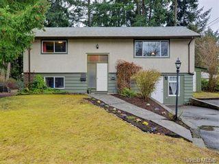 Photo 1: 985 Haslam Ave in VICTORIA: La Glen Lake House for sale (Langford)  : MLS®# 750878