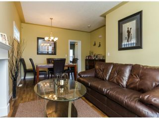 """Photo 4: 122 33751 7TH Avenue in Mission: Mission BC Townhouse for sale in """"HERITAGE PARK PLACE"""" : MLS®# F1426580"""