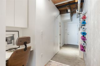 """Photo 20: 219 55 E CORDOVA Street in Vancouver: Downtown VE Condo for sale in """"KORET LOFTS"""" (Vancouver East)  : MLS®# R2560777"""