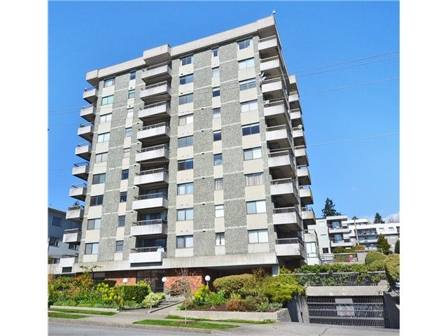 "Main Photo: 503 47 AGNES Street in New Westminster: Downtown NW Condo for sale in ""FRASER HOUSE"" : MLS®# V1002281"