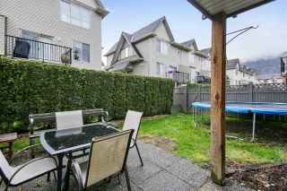 "Photo 19: 4 5556 PEACH Road in Chilliwack: Vedder S Watson-Promontory Townhouse for sale in ""THE GABLES AT RIVERS BEND"" (Sardis)  : MLS®# R2448594"