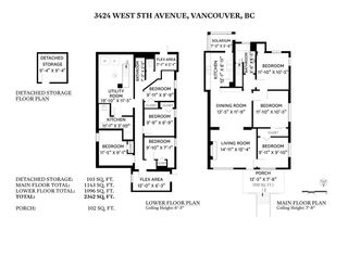 Photo 29: 3424 W 5TH Avenue in Vancouver: Kitsilano House for sale (Vancouver West)  : MLS®# R2482529