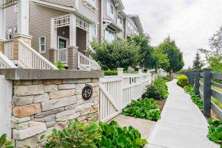 Photo 2: 49 8355 DELSOM WAY in Delta: Nordel Townhouse for sale (N. Delta)  : MLS®# R2494818
