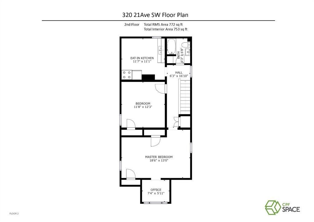 Photo 26: Photos: 320 21 Avenue SW in Calgary: Mission Detached for sale : MLS®# A1097564