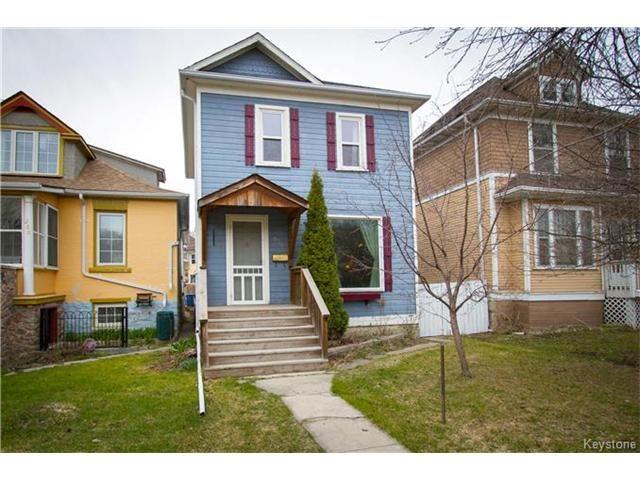Main Photo: 532 Telfer Street South in Winnipeg: Wolseley Residential for sale (5B)  : MLS®# 1709910