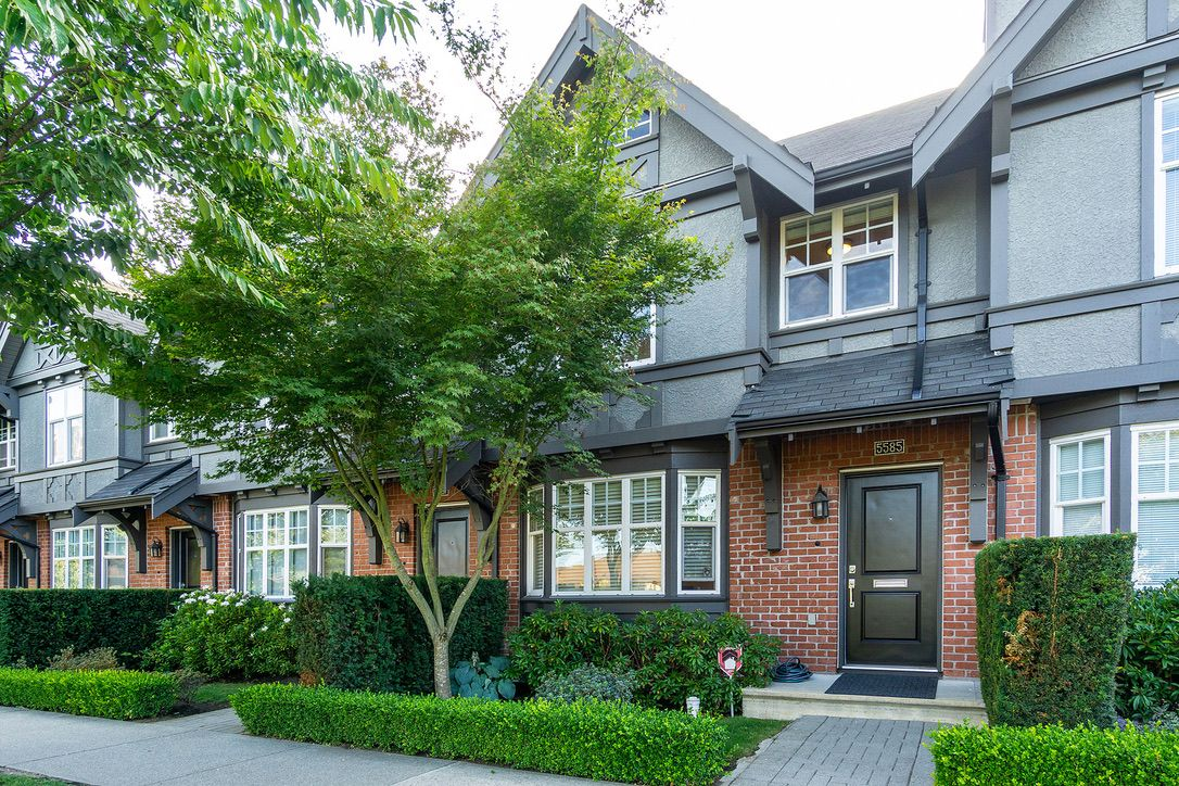 """Main Photo: 5585 WILLOW Street in Vancouver: Cambie Condo for sale in """"WILLOW"""" (Vancouver West)  : MLS®# R2603135"""