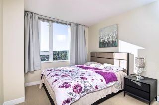 "Photo 7: 2704 488 SW MARINE Drive in Vancouver: Marpole Condo for sale in ""MARINE GATEWAY"" (Vancouver West)  : MLS®# R2211706"