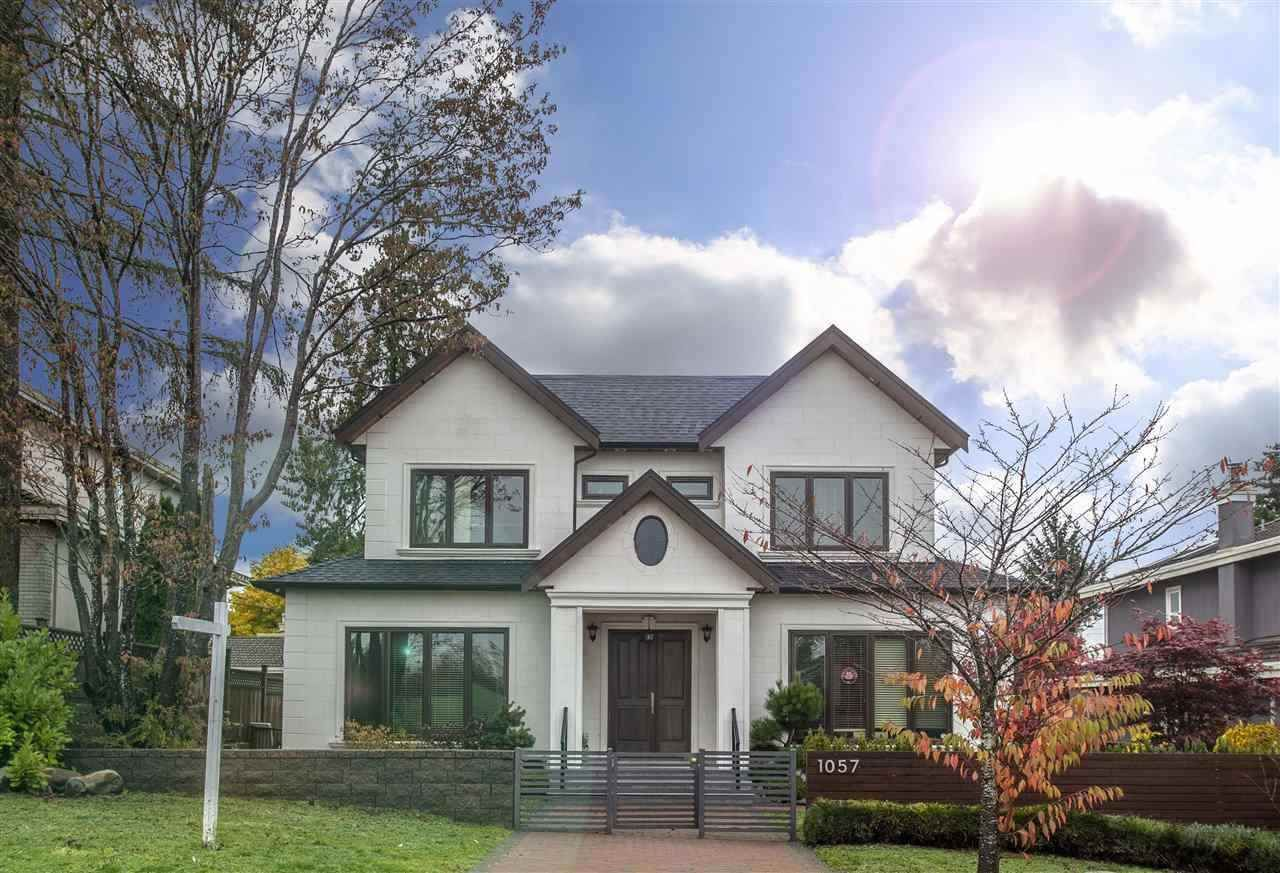 Main Photo: 1057 W 43RD Avenue in Vancouver: South Granville House for sale (Vancouver West)  : MLS®# R2584338