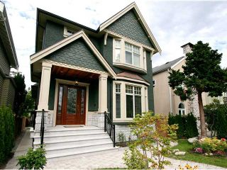 Photo 2: 2455 W 47TH Avenue in Vancouver: Kerrisdale House for sale (Vancouver West)  : MLS®# V1026203
