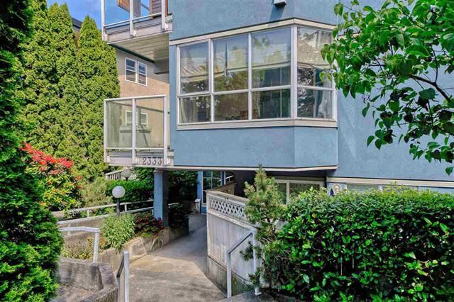 Main Photo: 103 2333 Eton Street in Vancouver: Hastings Condo for sale (Vancouver East)  : MLS®# R2588773