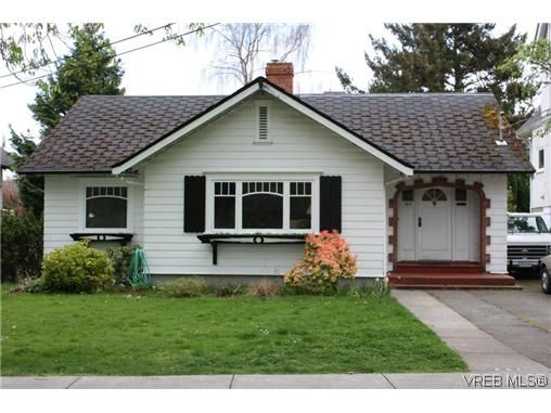 Main Photo: 123 Cook St in VICTORIA: Vi Fairfield West House for sale (Victoria)  : MLS®# 603084