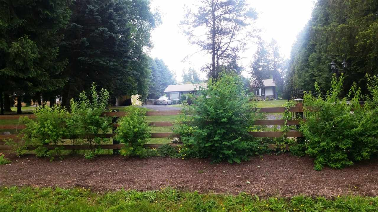 Main Photo: 23230 34A Avenue in Langley: Campbell Valley House for sale : MLS®# R2073911