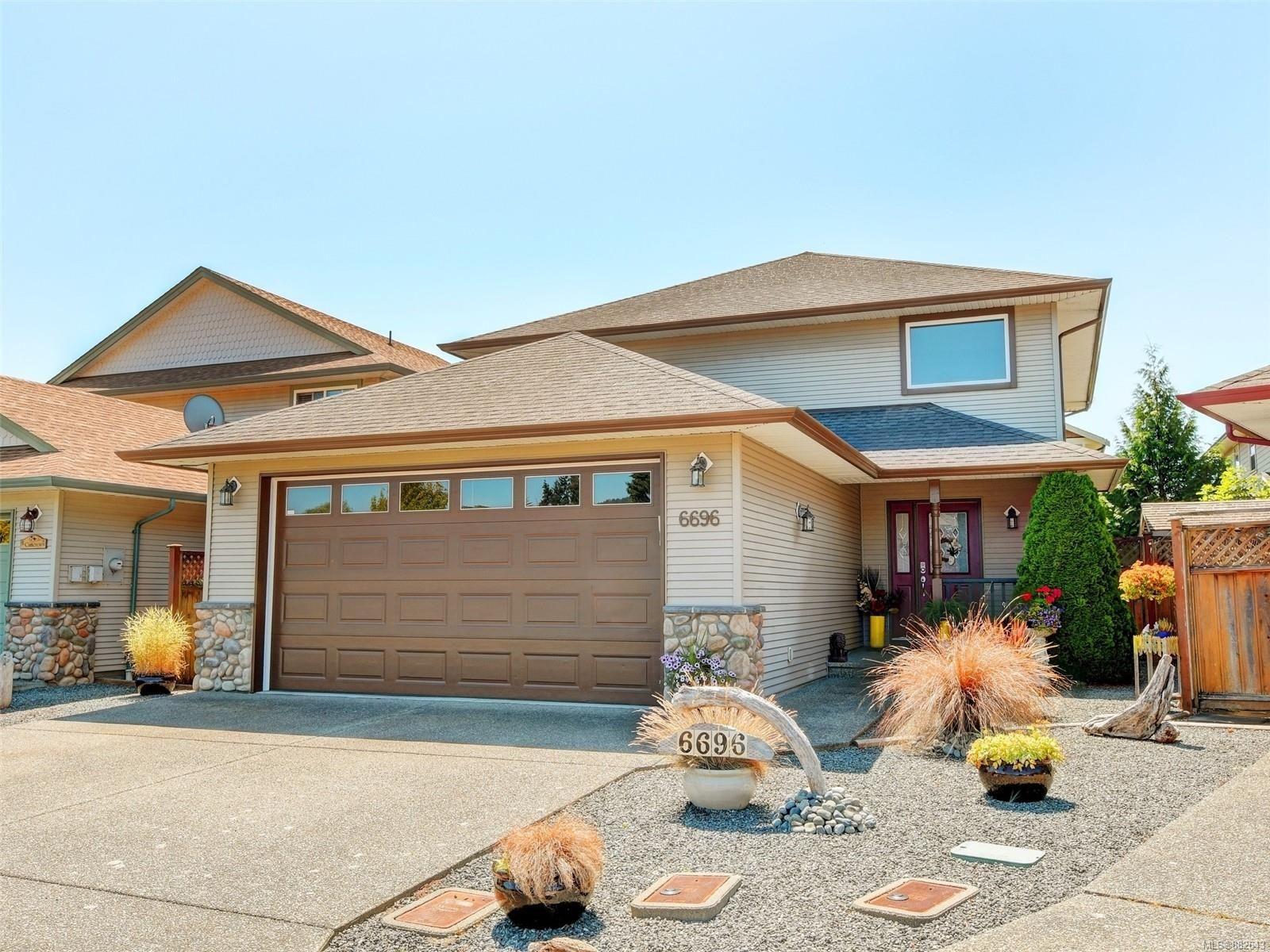 Main Photo: 6696 Acreman Pl in : Sk Sooke Vill Core House for sale (Sooke)  : MLS®# 882643