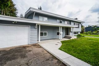 Photo 1: 34583 VOSBURGH Avenue in Mission: Hatzic House for sale : MLS®# R2058443