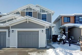 Photo 1: 980 SETON Circle SE in Calgary: Seton Semi Detached for sale : MLS®# C4276346