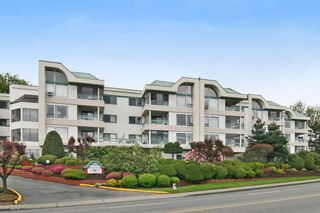 "Photo 1: 101 33030 GEORGE FERGUSON Way in Abbotsford: Central Abbotsford Condo for sale in ""Carlise"" : MLS®# F1446817"