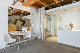 """Photo 17: 219 55 E CORDOVA Street in Vancouver: Downtown VE Condo for sale in """"KORET LOFTS"""" (Vancouver East)  : MLS®# R2560777"""