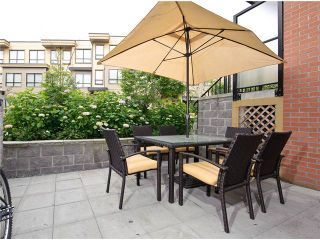 """Photo 8: 1871 STAINSBURY Avenue in Vancouver: Victoria VE Townhouse for sale in """"THE WORKS"""" (Vancouver East)  : MLS®# V834837"""