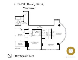 Photo 35: 2103 1500 HORNBY STREET in Vancouver: Yaletown Condo for sale (Vancouver West)  : MLS®# R2619407