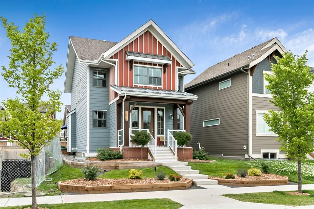 Main Photo: 171 Masters Avenue SE in Calgary: Mahogany Detached for sale : MLS®# A1066326