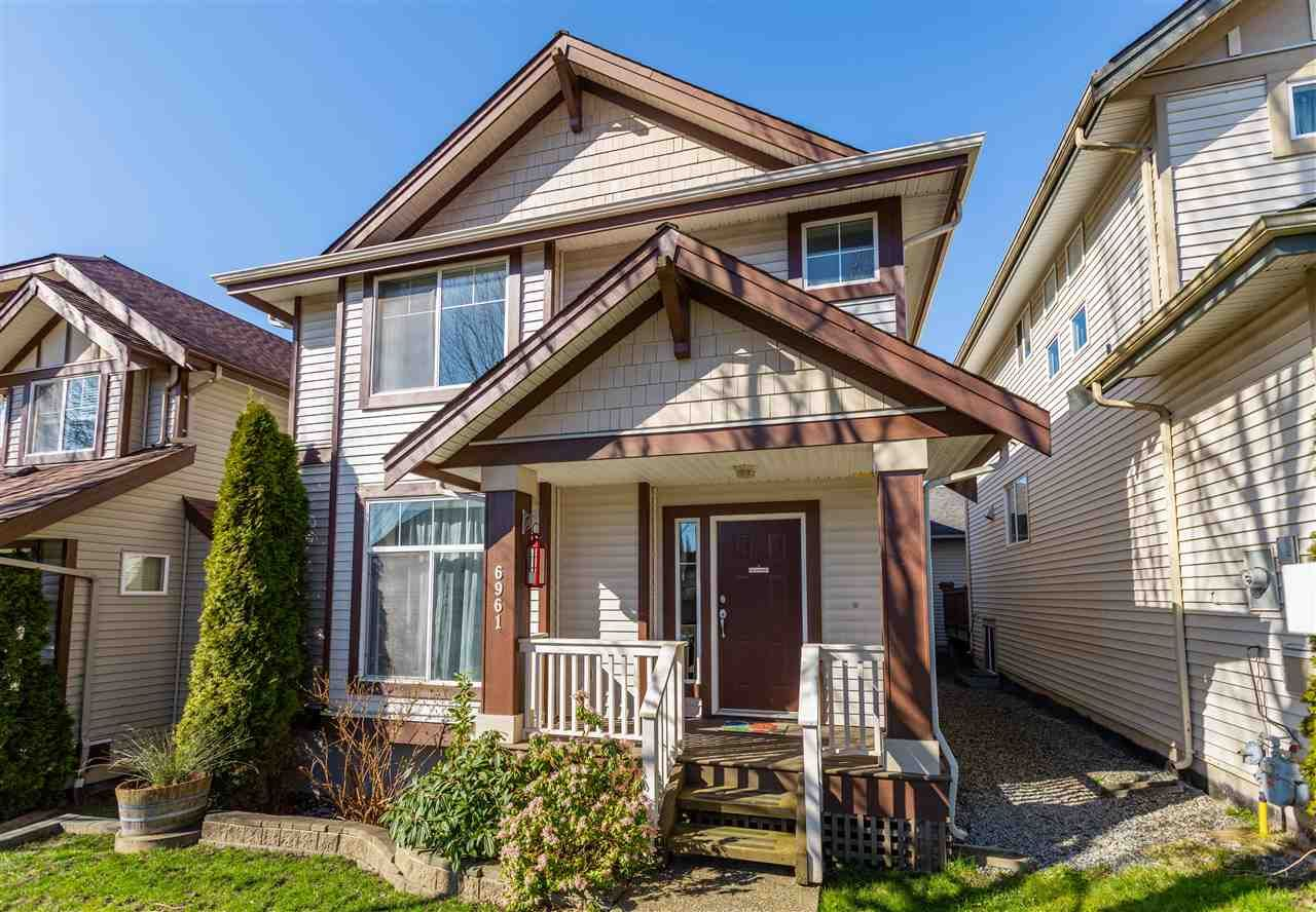 Main Photo: 6961 201A Street in Langley: Willoughby Heights House for sale : MLS®# R2474969