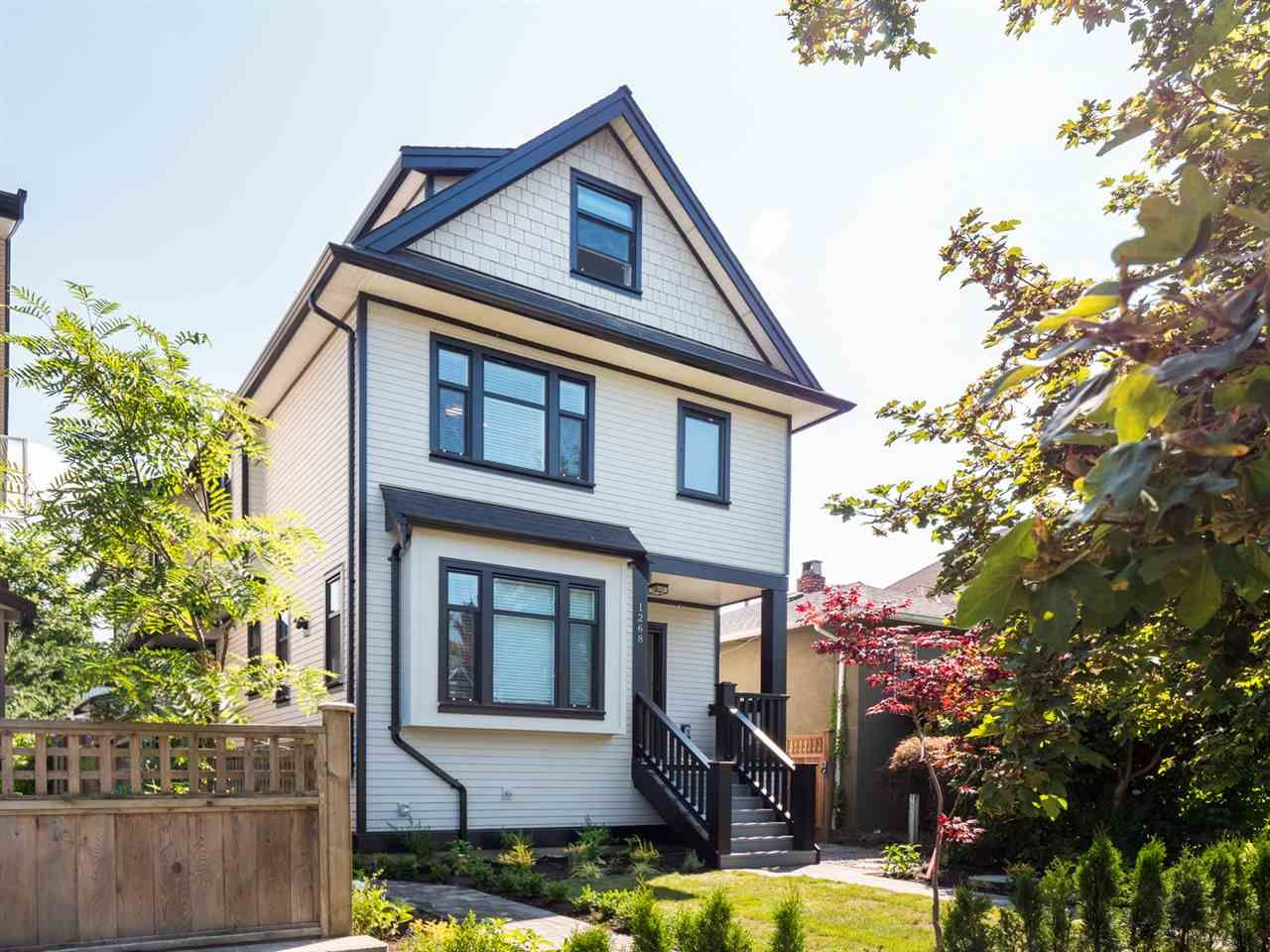 Main Photo: 1270 E 16TH Avenue in Vancouver: Knight 1/2 Duplex for sale (Vancouver East)  : MLS®# R2387143