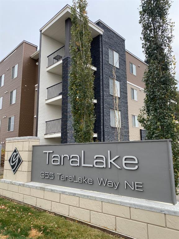 Main Photo: 322 355 Taralake Way NE in Calgary: Taradale Apartment for sale : MLS®# A1040553