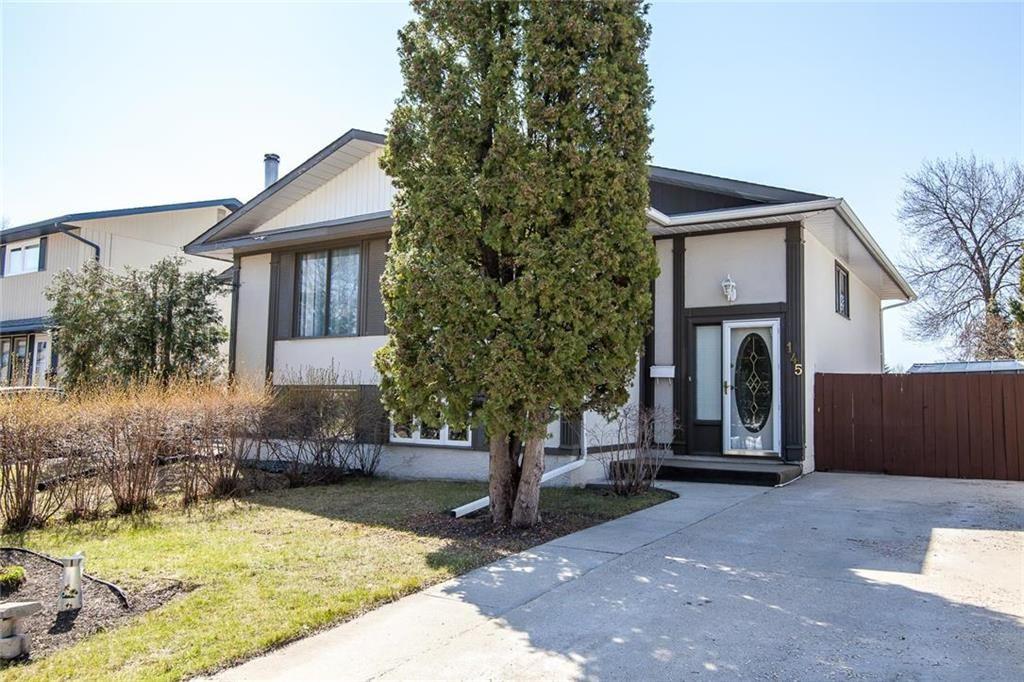 Main Photo: 145 Lake Ridge Road in Winnipeg: Crestview Residential for sale (5H)  : MLS®# 202009566